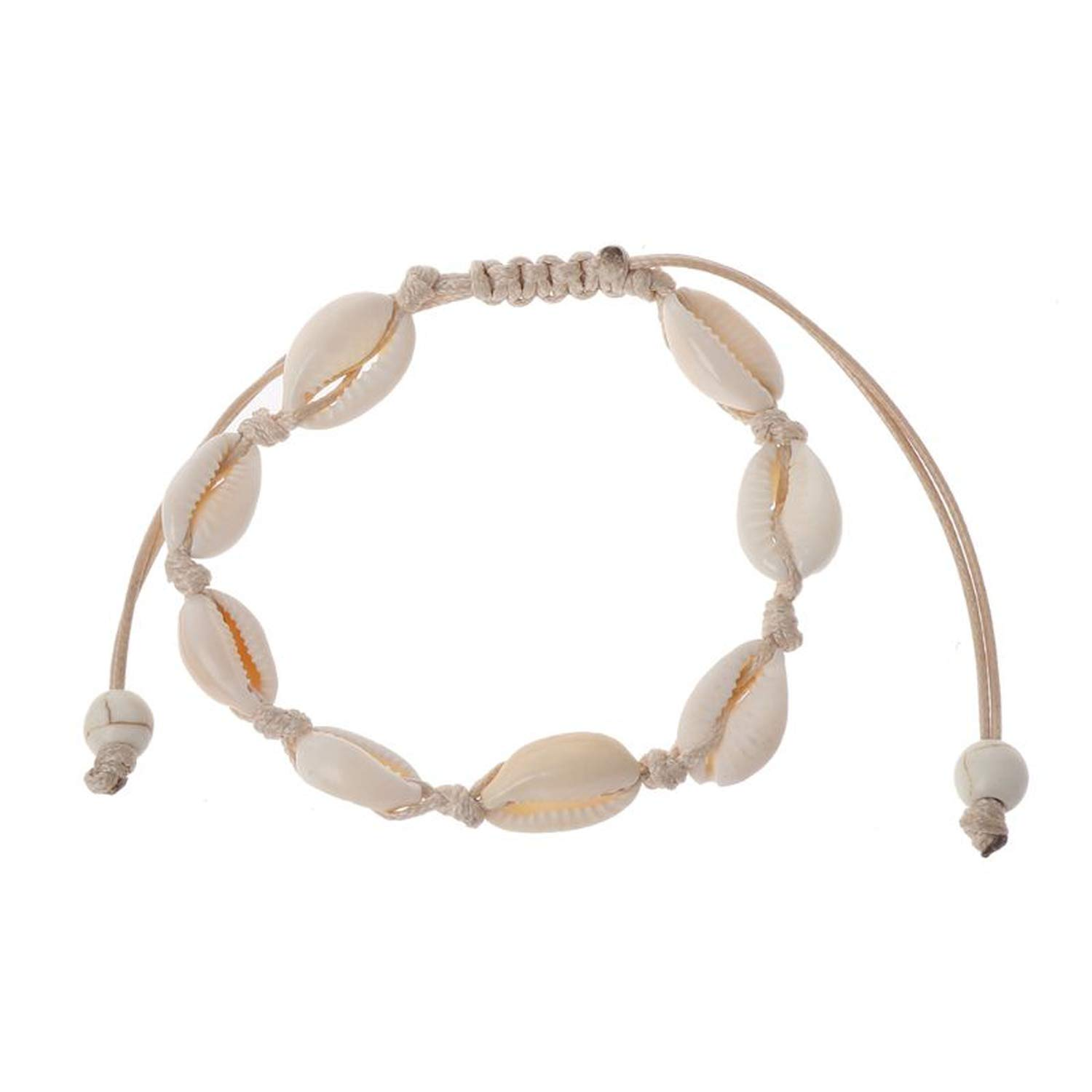 Trendy Natural Cowrie Beads...