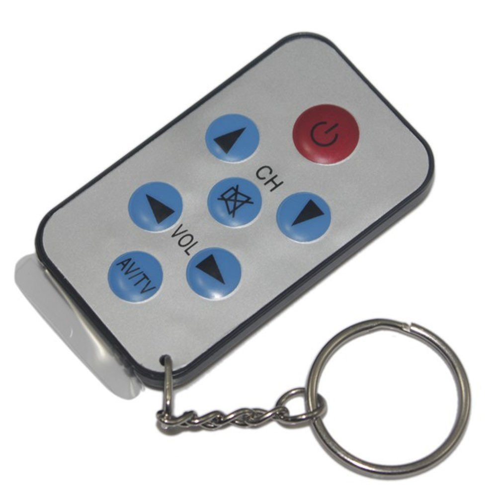 Remote Control Sinfu 1PC TV Mini Keychain Universal Remote Control For Philips Sony Panasonic Toshiba LOTV