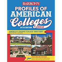 Profiles of American Colleges 2018