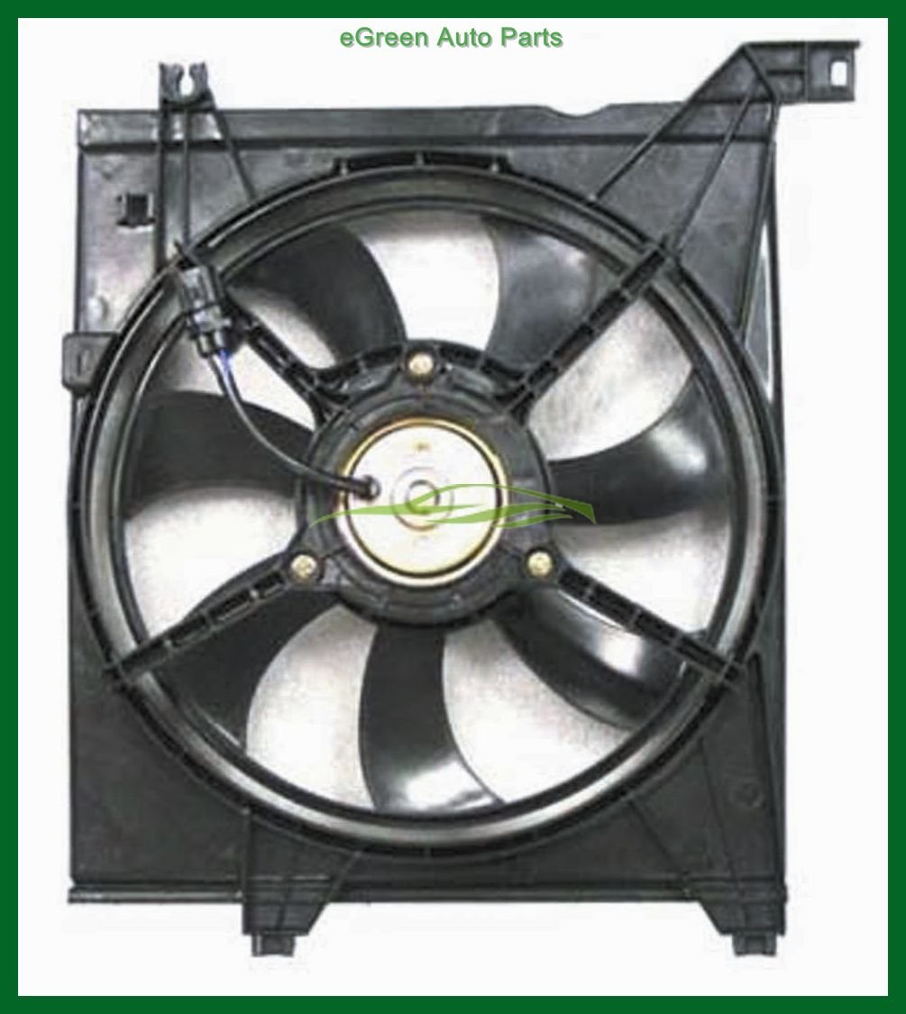 Fits Kia Spectra 04-09 Spectra5 05-09 Radiator Cooling Fan Left Lh Auto Parts Avenue