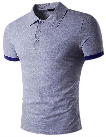 Camisa De Polo para Camisa Camisetas Hombre Corta De Manga para ...