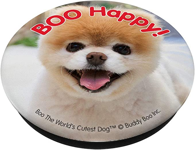 Pop Sockets Grip and Stand for Phones and Tablets My Bootiful Crew Has Paws Dog Cat Mummy Mom Halloween