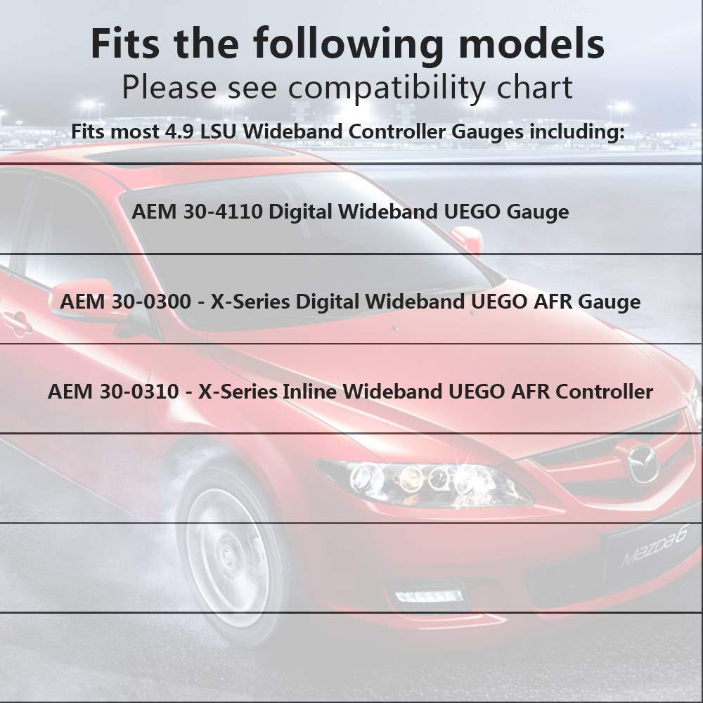2003-2005 GMC Sierra 1500//Yukon 5.3L O2 Oxygen Sensor Replaces# 234-4668 15284 SG1857 Fits 2003-2005 Chevrolet Silverado 1500 5.3L 21546 2003-2005 Chevrolet Tahoe 5.3L