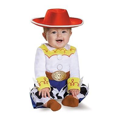 Amazon.com  Disguise Baby Girls  Jessie Deluxe Infant Costume adb8c5123bc
