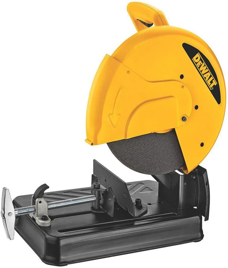 DEWALT D28710-QS - Tronzadora de corte rápido 2.200W - Ø 355mm 3.800 rpm Disco Abrasivo