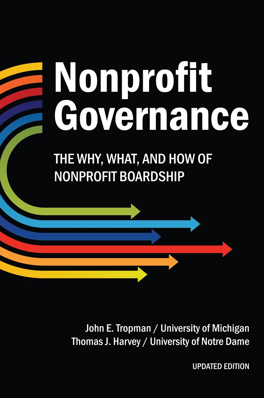Download Nonprofit Governance: The Why, What, and How of Nonprofit Governance ebook