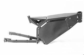 high performance full suspention enduroebike frame electric bike frame for 5000w ebike - Ebike Frame