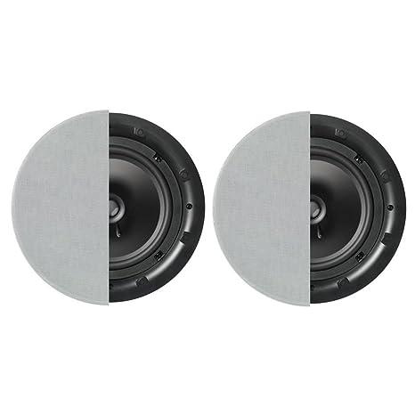 """Q Acoustics Q Instalar qi80 C Profesional 8 """"en Altavoces de Techo (par"""