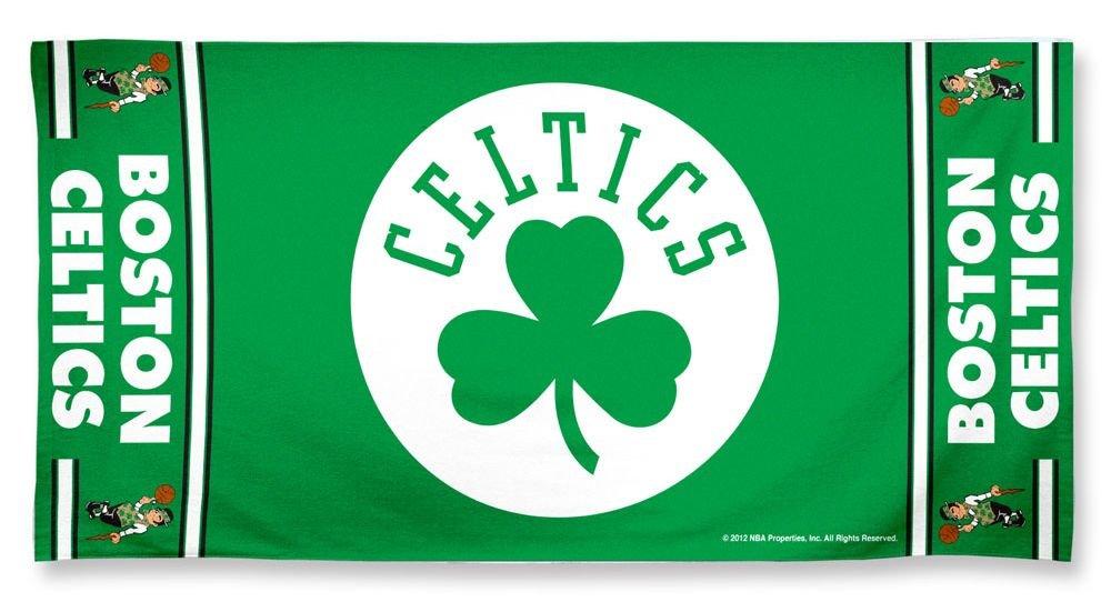 NBA Boston Celtics A1868715Fibre Serviette de plage, 4,1kilogram/76,2x 152,4cm WinCraft