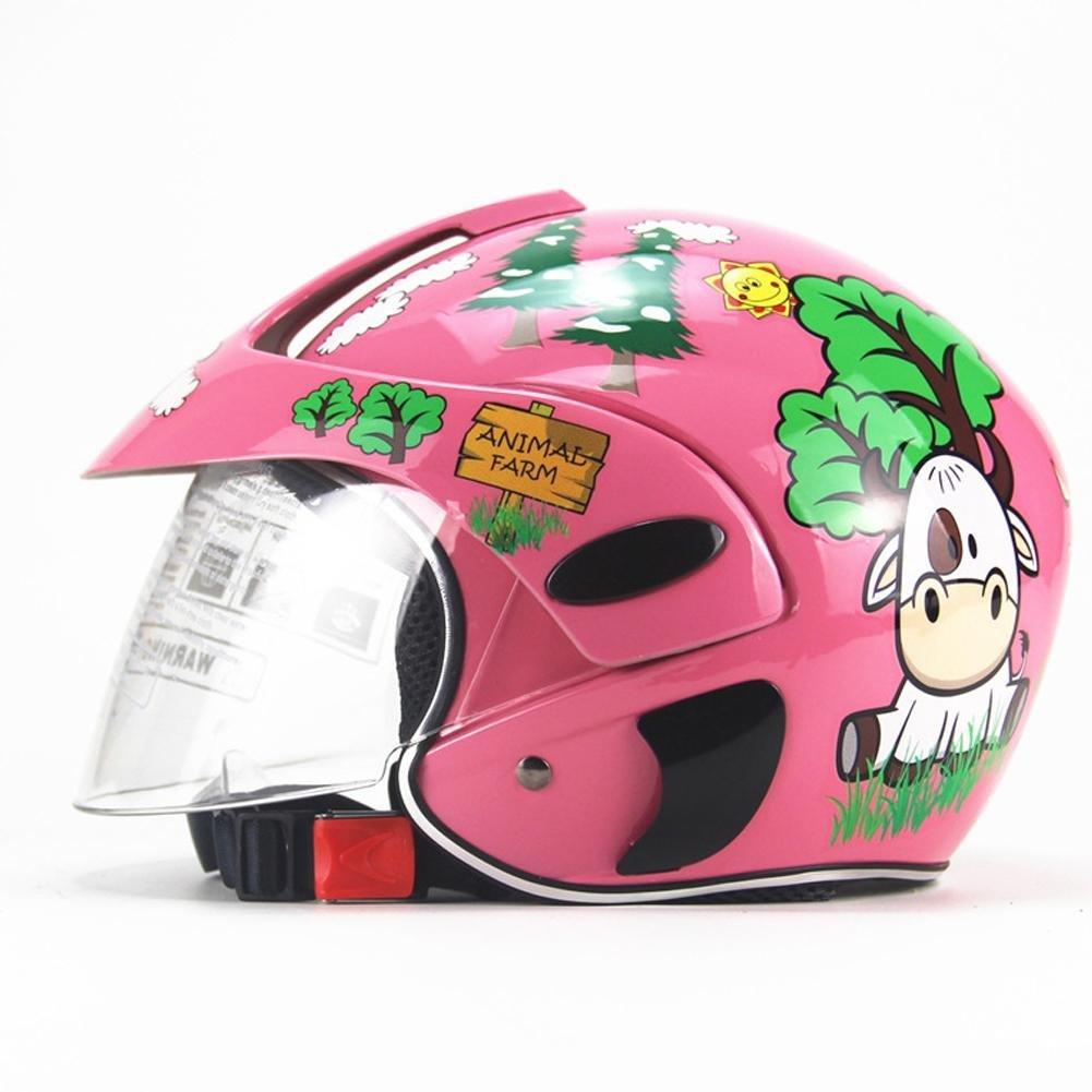Ragazze per Downhill Ciclismo Scooter Pattinaggio per Bambini Donna Dough.Q Unrest Casco da Ciclismo BMX MTB Mountain Bike Scooter Ciclismo da Uomo