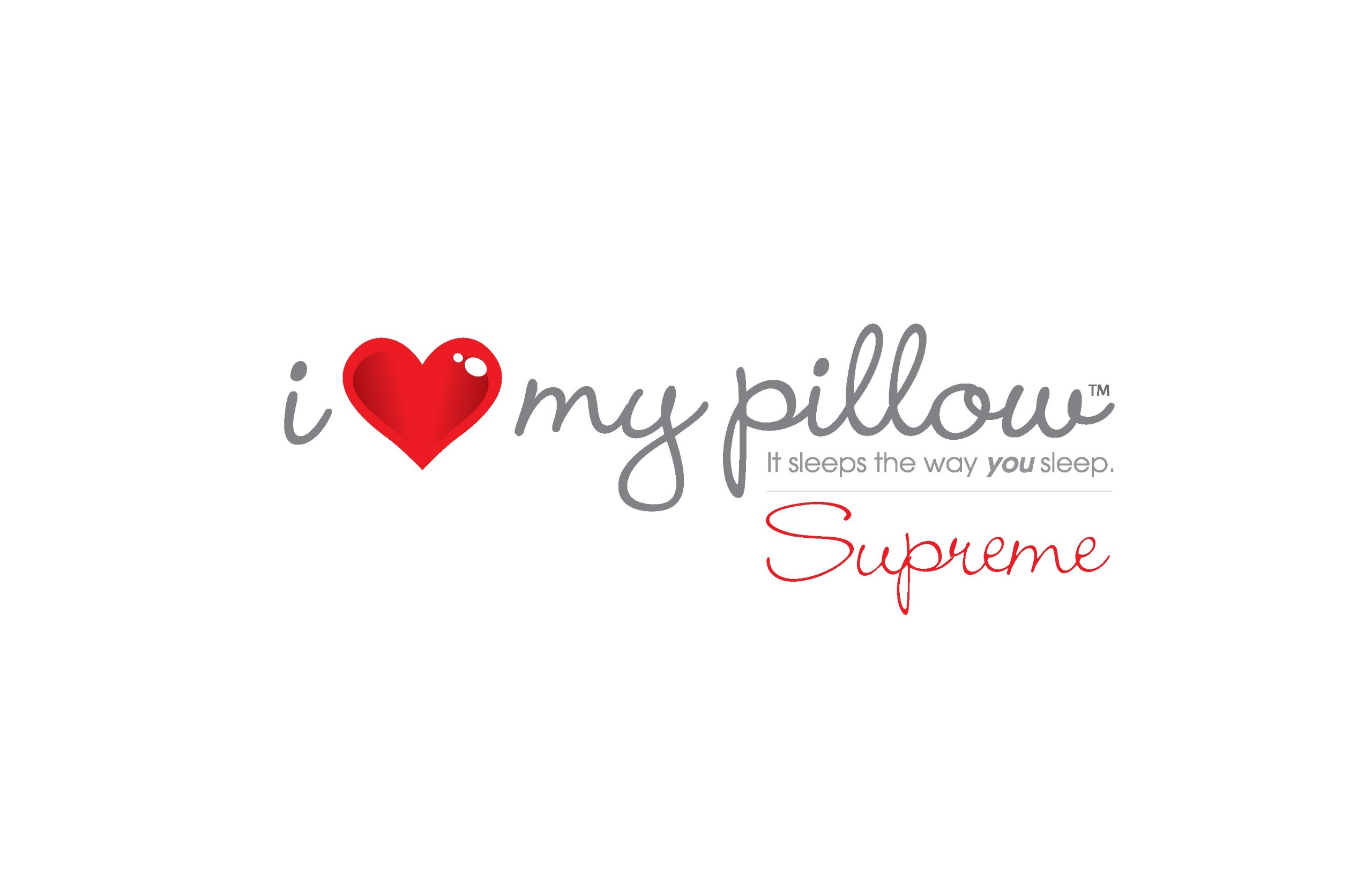 I Love My Pillow Standard Queen Memory Down Low Profile Supreme Pillow - White by I Love my Pillow (Image #2)
