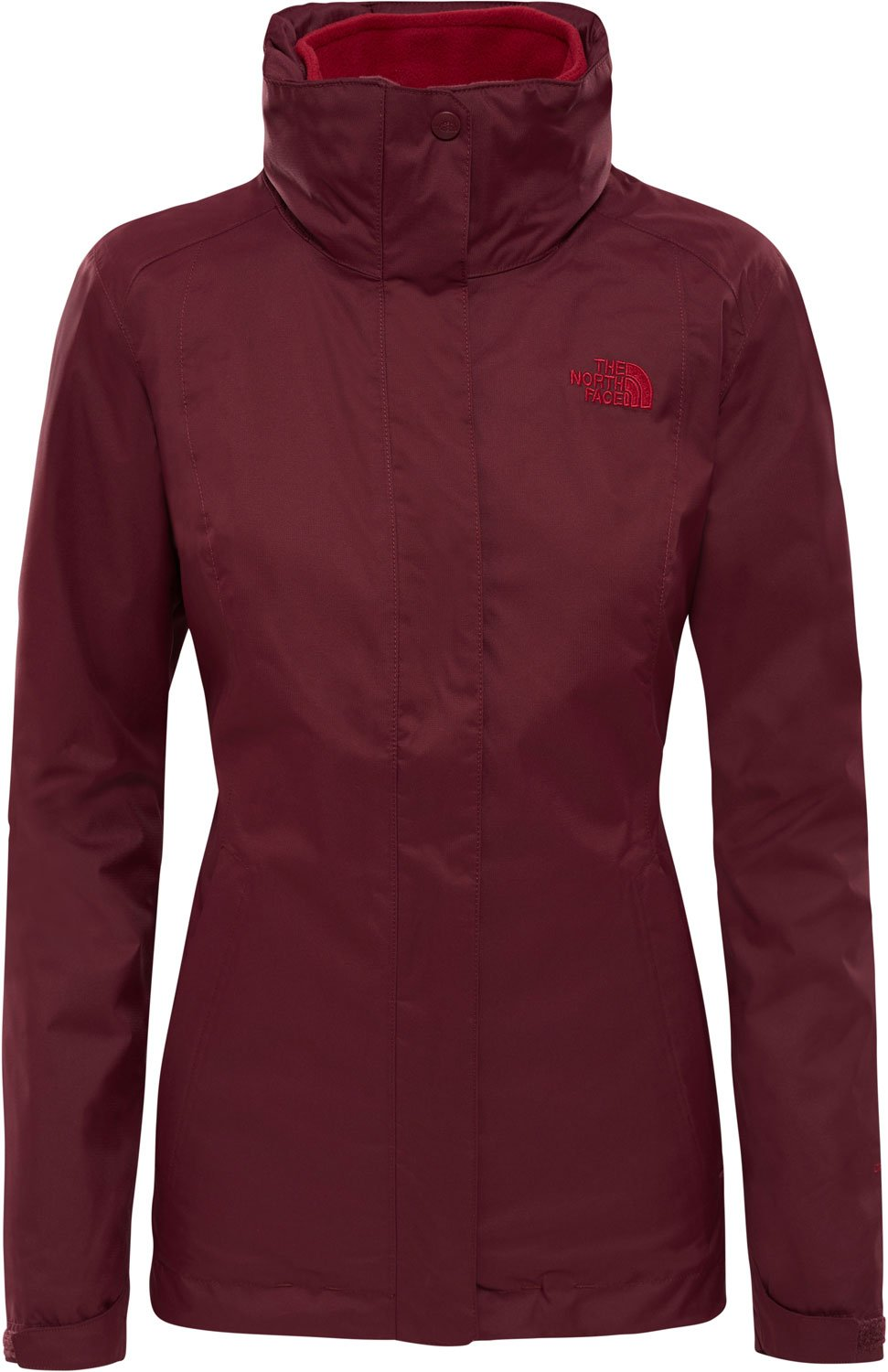 dd15924cb THE NORTH FACE Women's Evolve Ii Triclimate Jacket: Amazon.co.uk ...