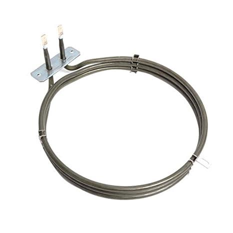 Spares2go - Elemento calefactor para horno de 2300 W para parrilla ...