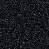 American Crafts 378202 Black Tie Coredinations Specialty Cardstock Core Couture 20 Pack of 12 X 12'' Black Tie,Small Glitter