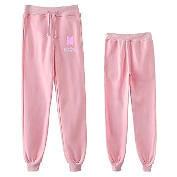 CHAIRAY Sillón BTS Love Yourself Answer Pantalones de chándal para ...