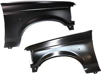 Fender Front Set Of 2 Driver /& Passenger Side Fits Ford Bronco F-150 F-250