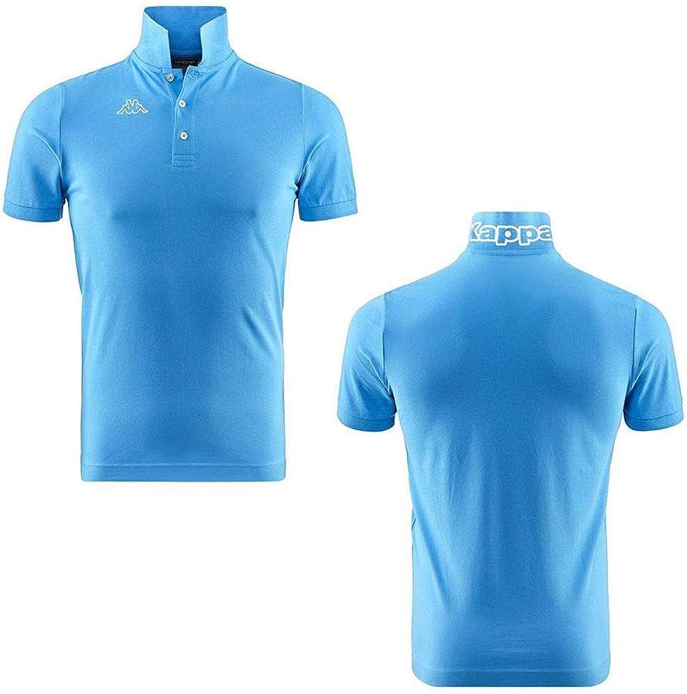 All Shop - Polo Kappa Life MSS Primavera Verano Azul Azul Claro S ...