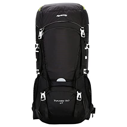32a2805829fe Amazon.com: KIMLEE Large Backpack for Women and Men Hiking Daypack ...