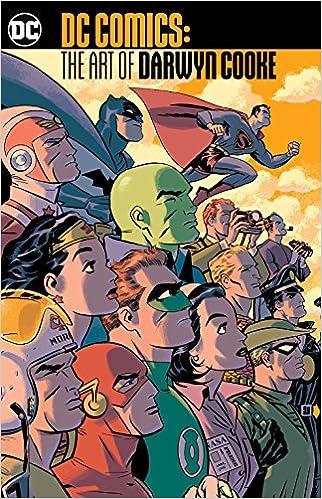Amazon DC Comics The Art Of Darwyn Cooke 9781401277970 Books