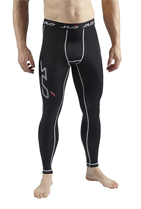 f6e58608a Sub Sports Mens Compression Leggings Tights Running Layer Sweat Wicking -S