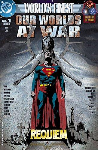 World's Finest: Our Worlds at War #1