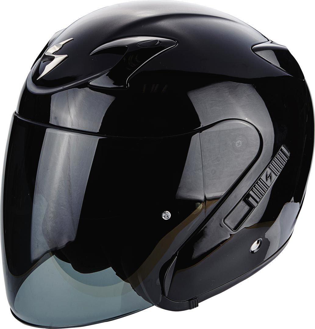 Taille L Noir SCORPION Casque Motocorpion EXO 220 MAT