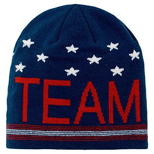 Team Knit Beanie (Team USA Olympic Games