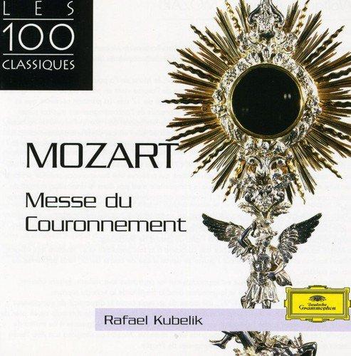CD : Rafael Kubelik - Mozart-Messe Du Couronnement (France - Import)