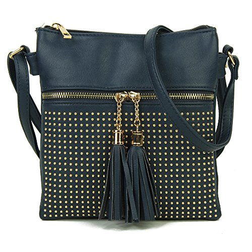 Bandoulière Blue Craze Femme London Sac fwxx0BCq