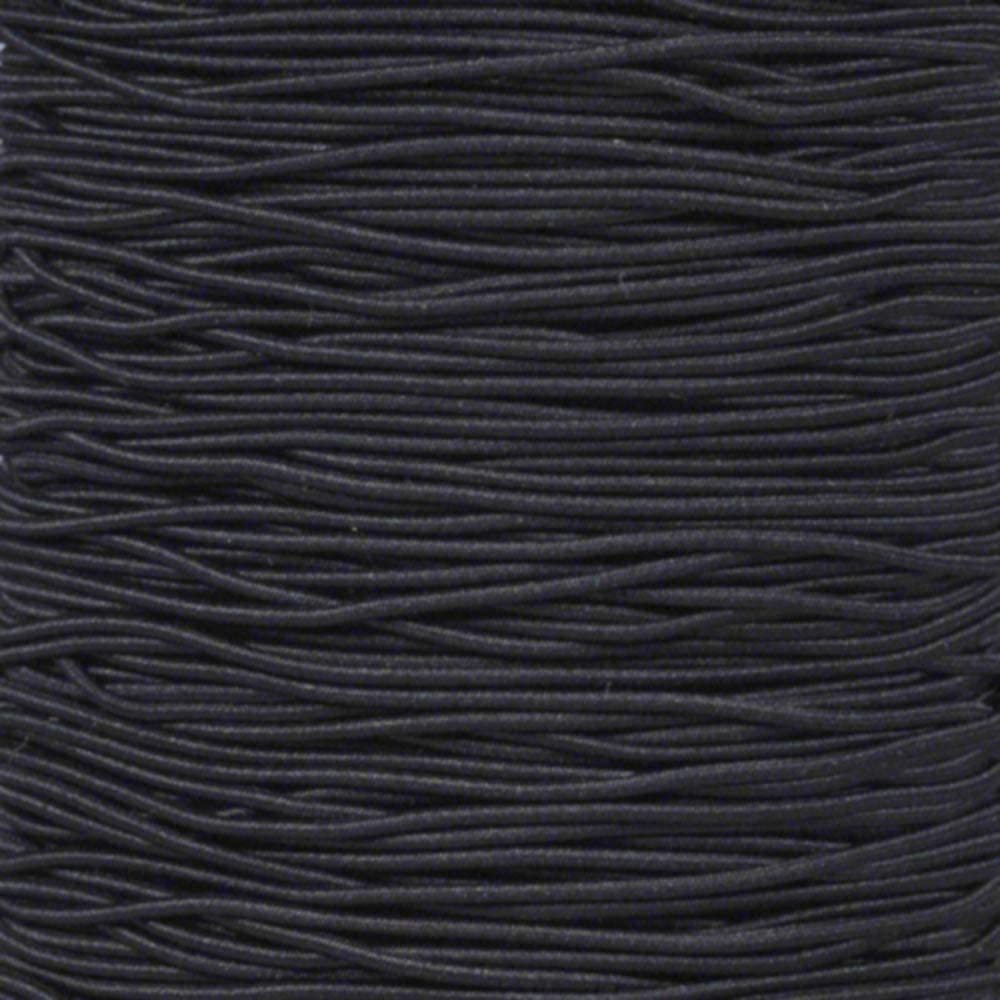 """50 1//8/"""" Elastic Cord Beading Crafting Stretch String with Various Colors Choose from 10 and 100 Feet Made in USA 25"""