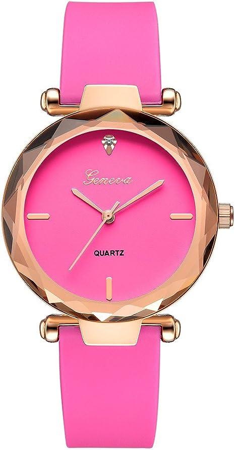 MISSWongg_Reloj Relojes Mujer De Cuarzo, Pulsera de Cuarzo ...