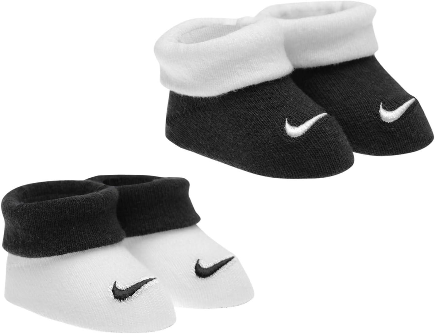 Nike Infant Booties 2 Pairs Babies