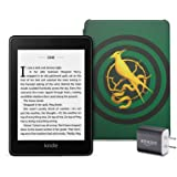 Kindle Paperwhite Bundle including Kindle Paperwhite - Wifi, Ad-Supported, Amazon exclusive The Ballad of Songbirds and Snake