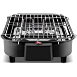 Electric Grill Korean Style BBQ Grill Non-Stick ,Cookware Pan Electric Baking Pan Multi-Function ,Home Kitchen Cookers Appliance, Electricity Oven No Smoke Electric Grill Barbecue, ,1300W 220V - 240V