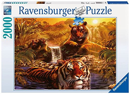 Ravensburger At the Waterhole 2000 Piece Puzzle