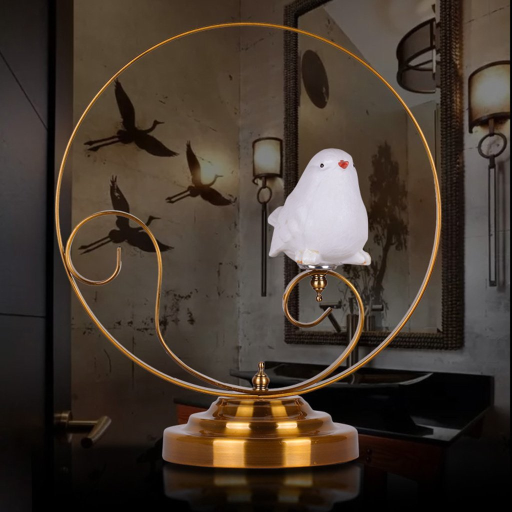 YUAN JIAN SHOP Home Decoration Minimalist Crafts Modern Decoration TV Cabinet Display Bed Room Creative Soft Decorations Bird Decoration (Edition : 1#)