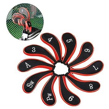 WINOMO 10 piezas de palos de golf neopreno couvrent las ...