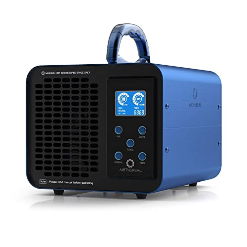 Airthereal MA10K-PRODIGI Digital Ozone Generator 10,000mg hr Home Air Ionizer and Odor Remover