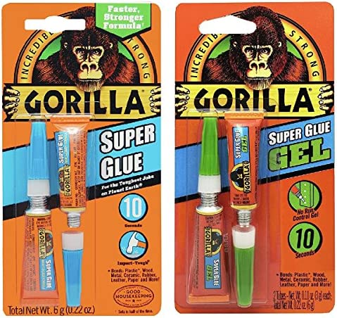 Gorilla Super Tubes Clear Combo