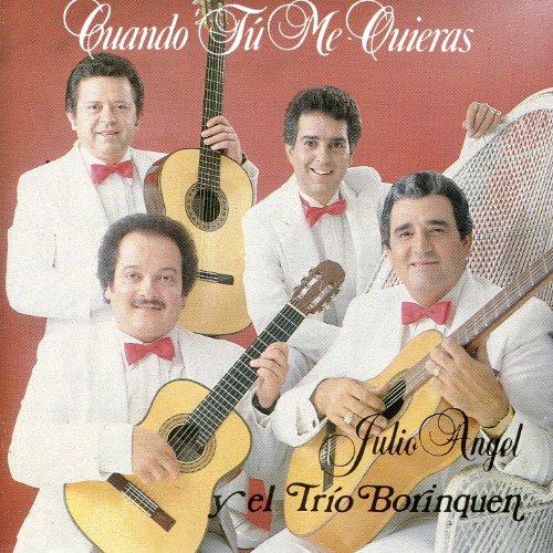Amazon.com: El Traje Blanco: El Trío Borinquen Julio Angel: MP3