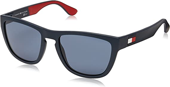 Tommy Hilfiger Men's TH1557S Square Sunglasses