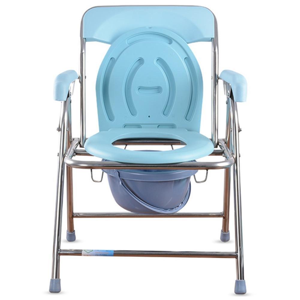 Amazon.com: Old man Toilet chair Bathroom Toilet Seat Elderly ...