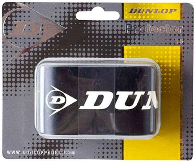 Protector Palas Dunlop Negro x5: Amazon.es: Deportes y aire libre
