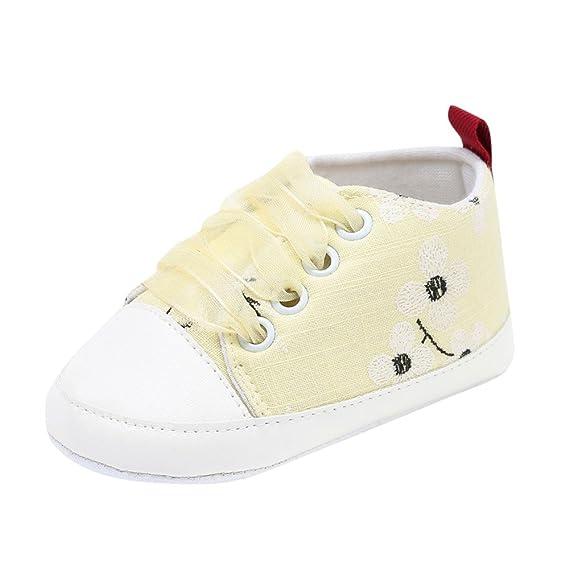 VECDY Zapatillas Bebe,Moda Suave Zapatos Antideslizantes Recién ...
