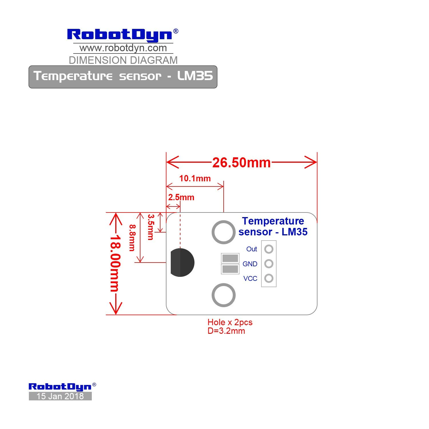Circuit Diagram For Temperature Sensor