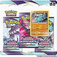 Triple Pack Pokémon Phanpy Espada e Escudo 6 Reinado Arrepiante