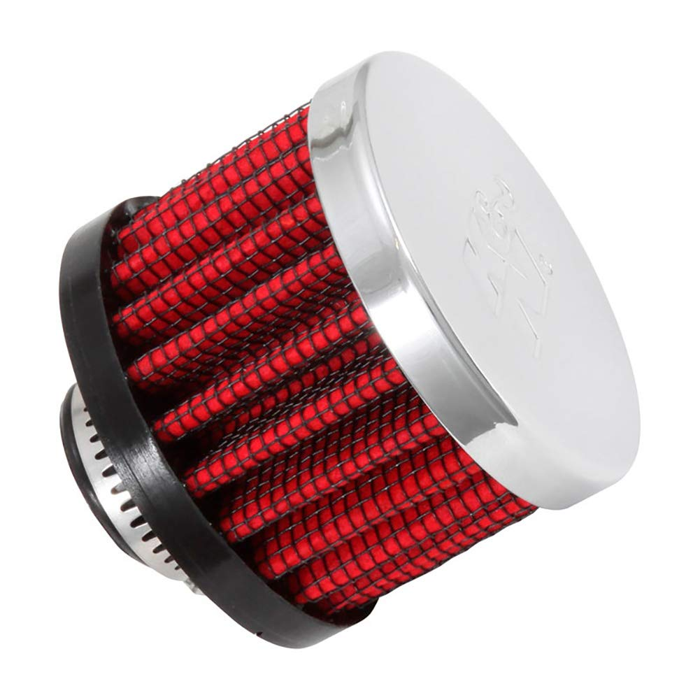 """Inlet Air Breather Filter Universal Crankcase BLACK For Engine 3//8/"""" Inch 10mm"""