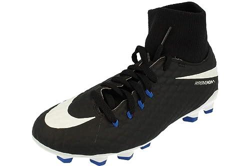 nike hypervenom phelon 3 df fg scarpe da calcio uomo