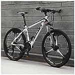 61df6yHXkPL. SS150 Bicicletta, 26 Pollici 24 velocità Biciclette, Pieghevole Bicicletta Mountain Bike, Bicicicletta MTB, Assorbimento degli…
