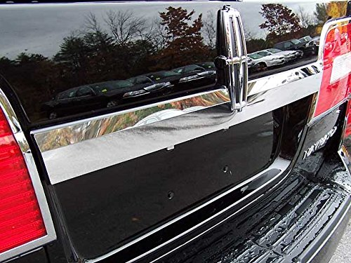 navigator-2007-2014-lincoln-1-pc-ss-license-bar-above-plate-accent-trim-strip-4-door-suv-lb47655qaa